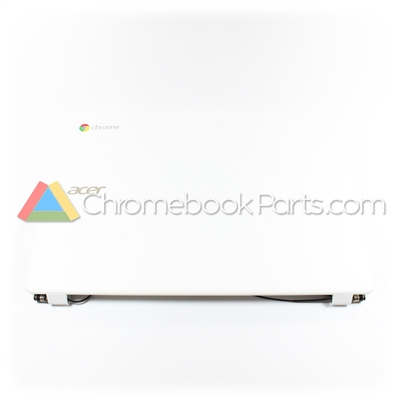 acer 11 c720p chromebook lcd touch assembly white